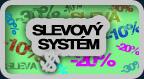 slevový systém
