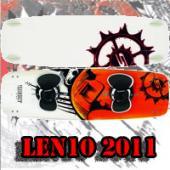 Slingshot Lunacy Mega - Len10 Pro model