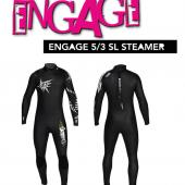 Gaastra Neopren Engage Steamer S/L