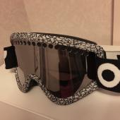Oakley Pro Frame Snow Grey Haze w/Black Irid