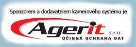 Sponzorem a dodavatelem kamerového systému je AGERIT