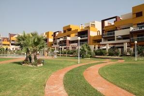 Apartmány v Torrevieja