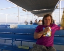 Řecko,Kos,Kolihary beach,říjen