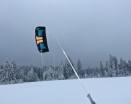 Včerejší velký okruh - SV wind