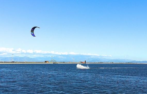 Laguna Mesollongi...