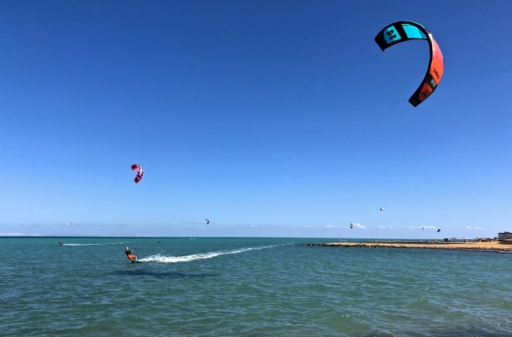 Testung nového RPM probíhá, I love this kite!