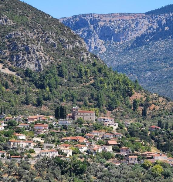 Horské vesničky TOP