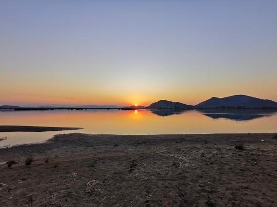 Večer slunce vyprovodíte, ráno jej přivítáte...