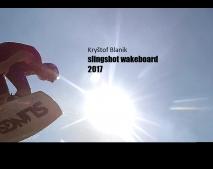 KRYŠTOF BLANÍK - nový Slingy wake rider