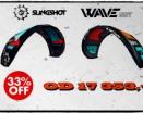 SLINGSHOT WAVE SST - 33% OFF!