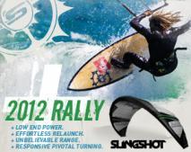 SLINGSHOT RALLY 2012 - online