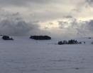 RYŽOVIŠTĚ - snowkiting možný