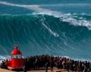 Nazaré BIGGEST Swell of the Year