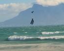 KiteLoop s kitem proklatě nízko!