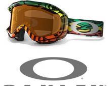 New Oakley zimní brýle online