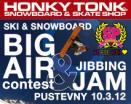 HONKY TONK Big Air & Jibbing Jam