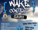 WAKE CONTEST 31.8.2013