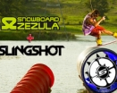 SNOWBOARD ZEZULA+SLINGSHOT