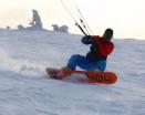 RYŽOVIŠTĚ - snowkiting s velkým S