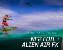NF2+ALIEN AIR FX - nový hydrofoil od Slingshot