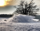 RYŽOVIŠTĚ - voda končí, sníh začíná