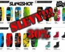 SLINGSHOT WAKEBOARDING - SLEVY 2015