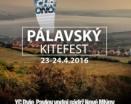 PÁLAVSKÝ KITEFEST - 23.- 24.dubna 2016