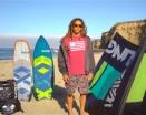 Patrick Rebstock riders setup - Sling Wave SST